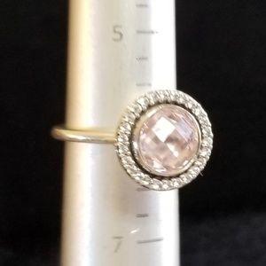 Pandora Sterling Legacy CZ Ring